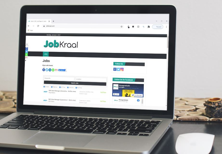 Jobkraal website 2